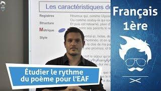 Bac Français : étudier Le Rythme Du Poème Pour L'EAF
