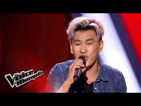"Anhbayar.O - ""Daam"" - Blind Audition - The Voice of Mongolia 2018"