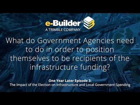 How Can Owners Prepare for Infrastructure Funding