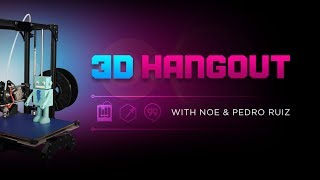 3D Hangouts – Arcade Controllers and Shields