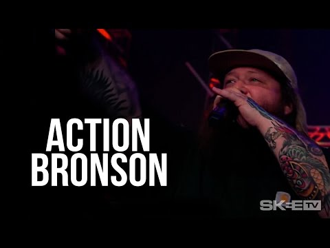 "Action Bronson ""Actin' Crazy"" (Debut Television Performance) Live on SKEE TV"