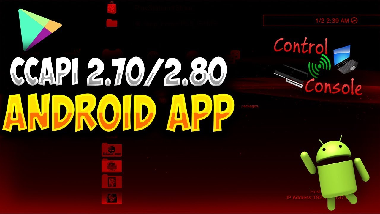 ★ [APK] CCAPI 2 70+ FOR ANDROID NO ROOT (CHANGE CID, CONNECT, MEMORY,  ) +  FREE DOWNLOAD★