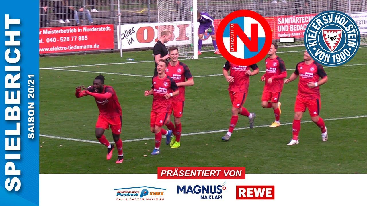 25m Traumtor Bei Offensiv Gala Fc Eintracht Norderstedt Holstein Kiel Ii Regionalliga Nord Youtube