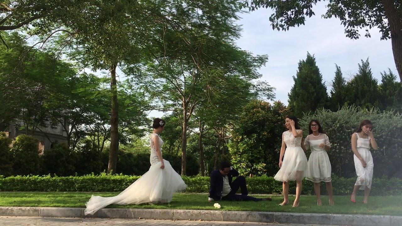 Địa điểm chụp ảnh cưới biệt thự hoa hồng ở Hà Nội – SOPHIA STUDIO