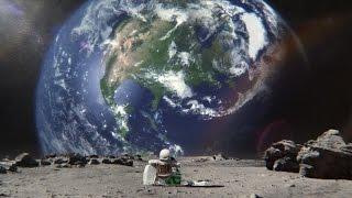 Земля из космоса HD 2014