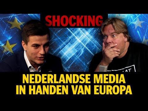 SHOCKING: NEDERLANDSE MEDIA IN HANDEN VAN EUROPA - DE JENSEN SHOW #73
