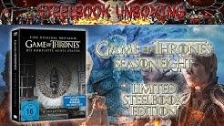 Unboxing - Game of Thrones - Season 8 - Steelbook Edition