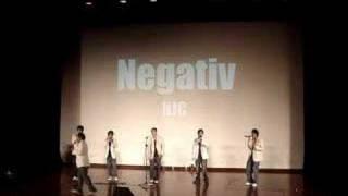 Jason Mraz - Bella Luna (A Cappella cover by Negativ)