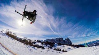 GoPro HERO 4 - Park-Skiing 2 | Beef Circuz