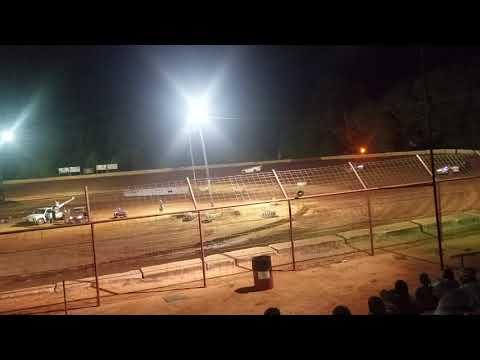 Heat Race 5/27/19 Memorial Day Shootout Flomaton Speedway, In Flomaton, Al(11)