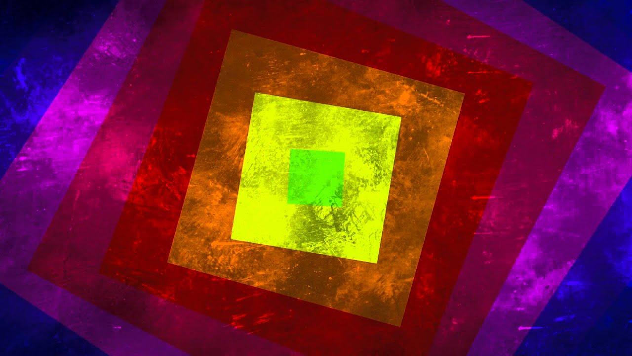 foto de plano de fundo (video) quadrado colorido muito show