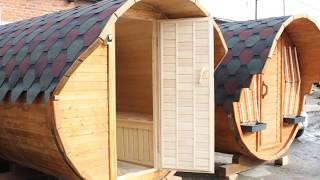 видео Купить готовую деревянную баню в Краснодаре (под ключ)