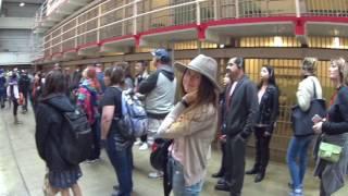 Тюрьма Алькатрас! Самая опасная тюрьма в США! Сан-Франциско