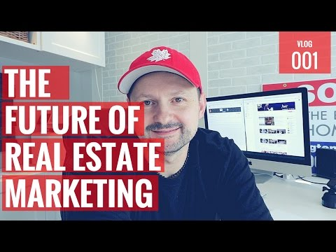 Changing The Real Estate Industry! MY FIRST VLOG