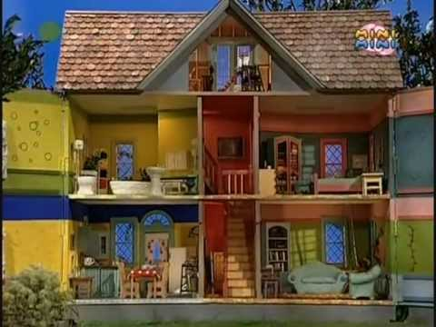 Welcome to the big blue house-Instrumental