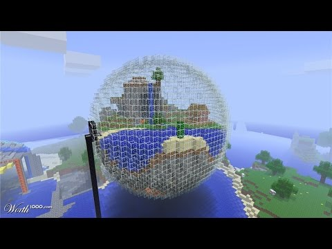 Minecraft Mushroom House Designs