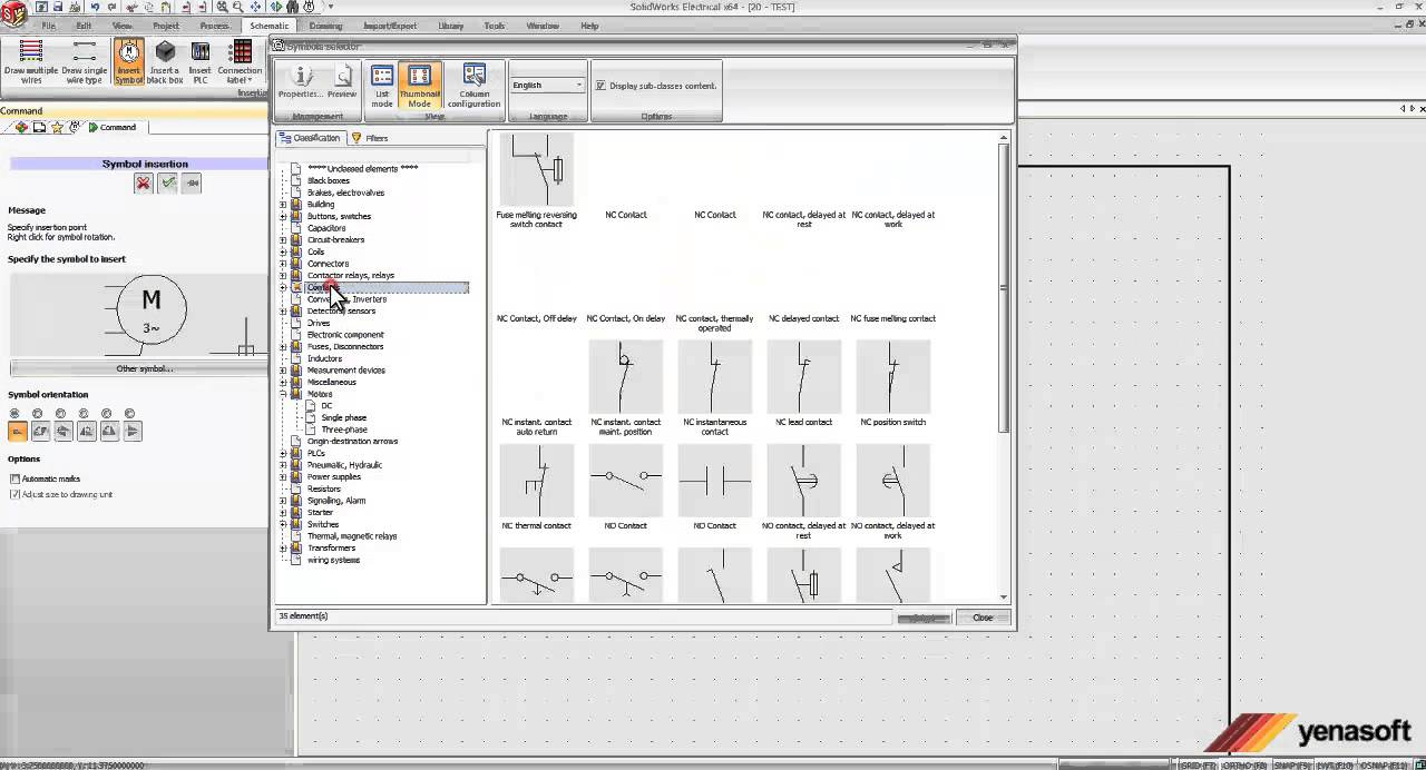 Solidworks Electrical Sembol Ekleme Ve Sembol Kutuphanesi