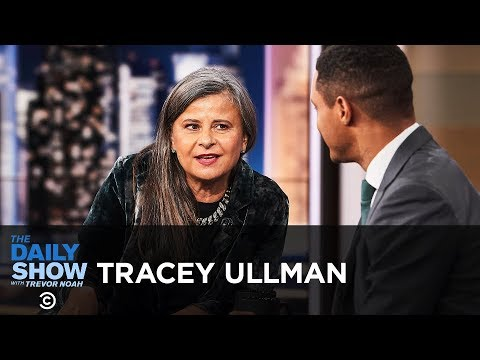 "Tracey Ullman  Skewering World Leaders in ""Tracey Ullman's ""  The Daily"