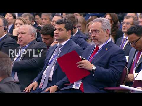 Russia: Rosneft CEO Sechin jokes about new US anti-Russian sanctions