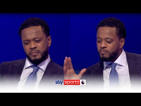 Patrice Evra breaks down into passionate rant after Man Utd's 6-1 defeat to Spurs