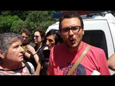 Palermo: Occupazione dei docenti al provveditorato. Testimonianze Labita/Del...