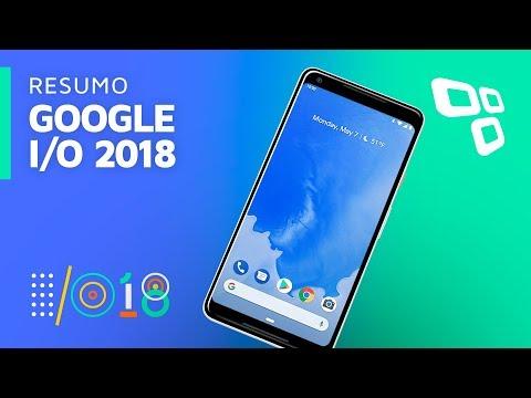 Tudo o que aconteceu na Google I/O 2018 - Resumo do Evento - TecMundo