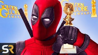 Golden Globes: 10 Superhero Movies You Had NO IDEA Were Nominated