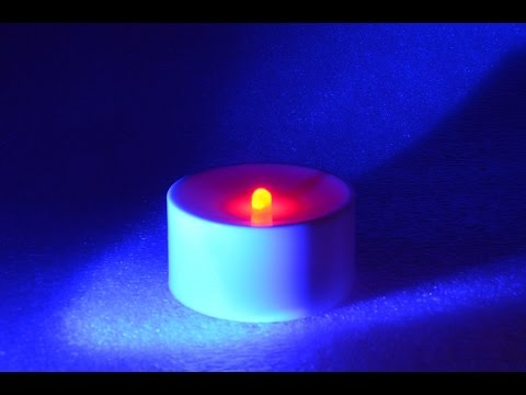DIY: How to make a LED candle