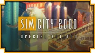 SimCity 2000 - (Classic Maxis City-Builder)