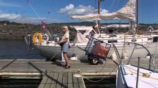 Down East Circle Part 2 - Sailing from Gaspe, Quebec to Les Îles de la Madeleine