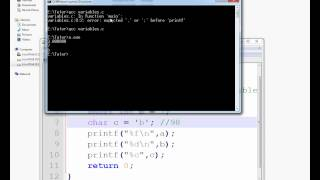 Програмиране на C - урок 4 (Променливи и аритметични операции 2)