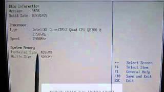 Налаштування BIOS