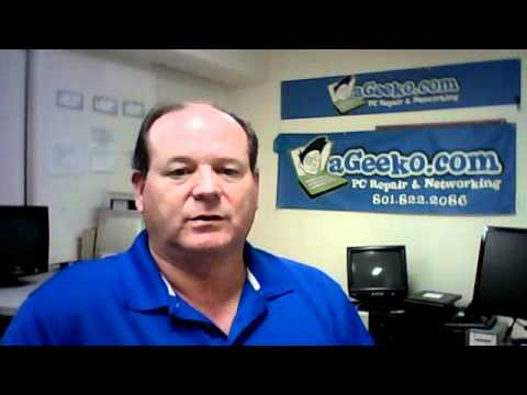 Pleasant Grove Utah Computer Repair - Weather Bug Gadget Review - Orem Utah  PC Repair