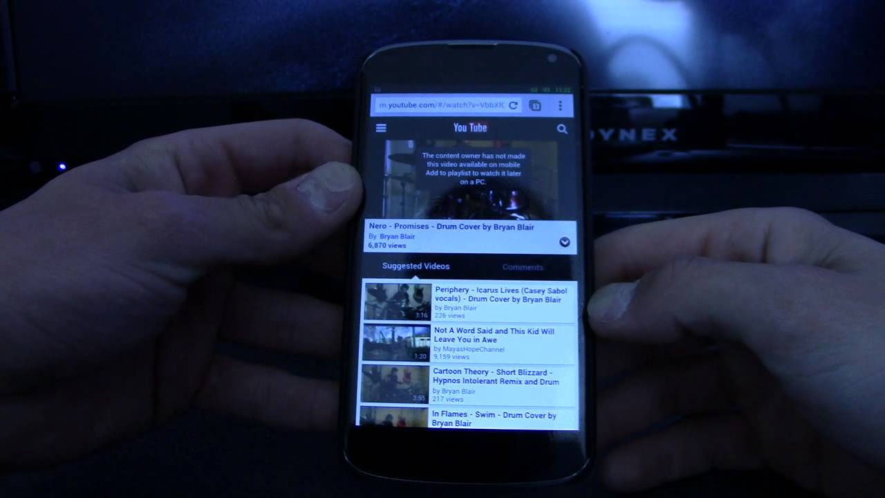 How to Watch Desktop Only Videos on Mobile (Android)