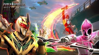 Power Rangers Battle for the Grid IS ON IT