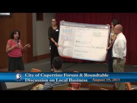 Forum and Roundtable Discussion on Local Business 2015 (HD)