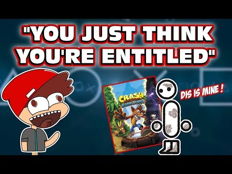 """Exclusives Aren't Anti-Consumer ! You're Just Entitled"" Says Peasant"