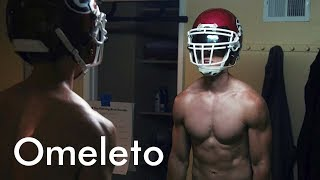 A high school football star finally meets his match. | Will 'The Machine'