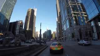 Take a Trip Down Lake Shore Drive and Wacker Drive in Chicago