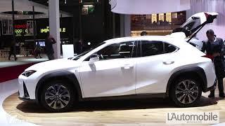 """MagAuto """"Spécial Mondial"""" : LEXUS UX"""
