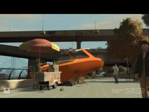 GTA 4 - Funny Things 5 HD (720p)