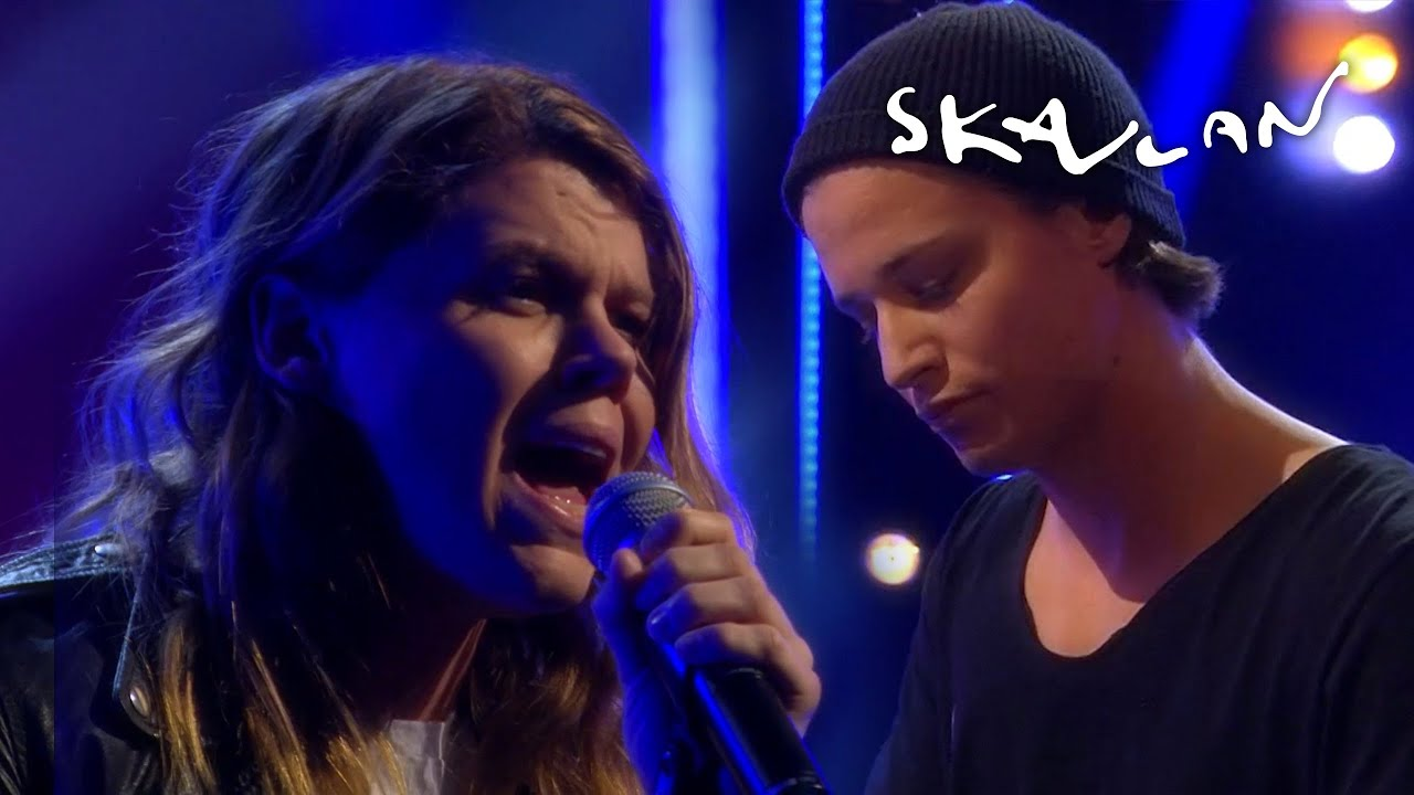 Kygo feat. Conrad Sewell - Firestone Live at Skavlan - YouTube