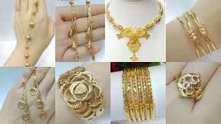 Latest Gold Ornaments All In One Collection