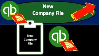 QuickBooks Online 2019-New Company File
