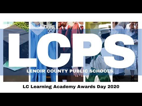 2019-2020 Lenoir County Learning Academy Awards Day