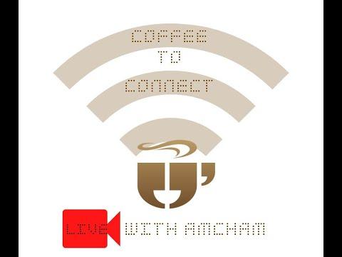 Coffee To Connect Z Dr. Natašo Pirc Musar In Dr. Matejem Avbljem