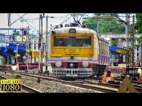 Staff Special Local Trains at Barasat Jn | Sealdah Bongaon Local + Barasat Sealdah Local | Unlock 4