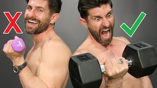 """10 Tips to be MORE """"ALPHA"""" at the Gym!"""