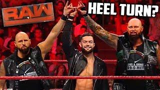 Finn Balor Turns Heel?! Joins The Club! - WWE RAW 1/1/18 Revie…