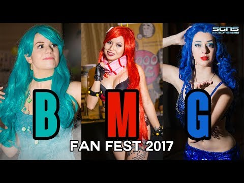 Albuquerque BMG Fan Fest 2017 Cosplay Music Video